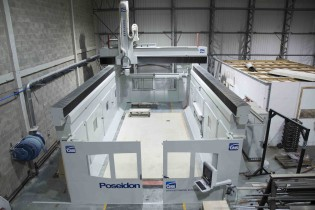 Large Volume 5 Axis Cnc Machining Centre